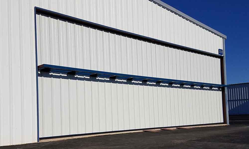 Hydraulic Hangar Door Systems And Products Alamo Hangar